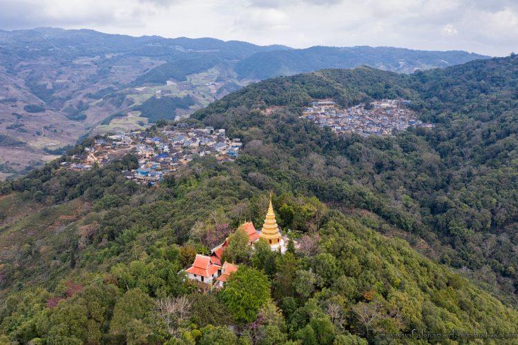 villaggi remoti xishuangbanna